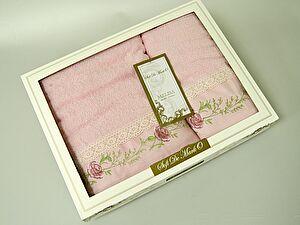 Комплект полотенец MELISA (роз.)
