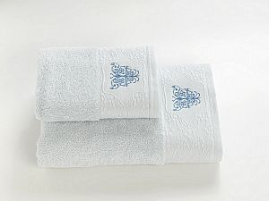 Комплект полотенец PALACE (св.гол)