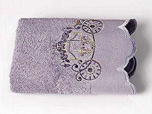Полотенце Sofi De Marko Sofia-3 50х90 см, фиолетовое