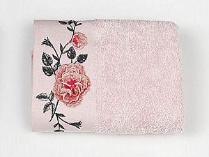 Полотенце Sofi De Marko Adrian-2 50х90 см, св. розовое