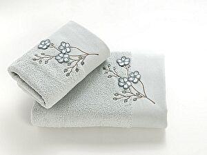 Комплект полотенец ADRIAN-4 (св.зел)