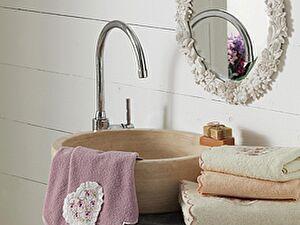 Набор из 2-х полотенец La Villa de Paris Emily, темно-розовый