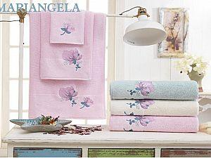 Полотенце La Villa de Paris Mariangela 50х90 см, розовое