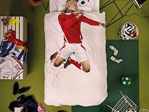 Купить постельное белье Snurk Футболист