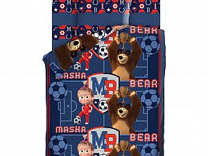 Постельное белье Маша и медведь, Команда