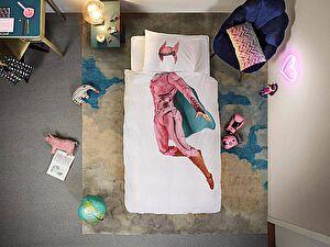 Купить постельное белье Snurk Супергероиня