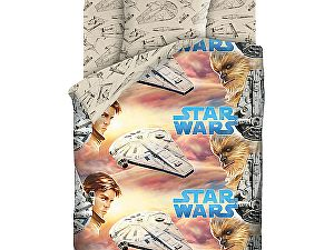 Неоновый постельное белье Star Wars Хан Соло и Чуи