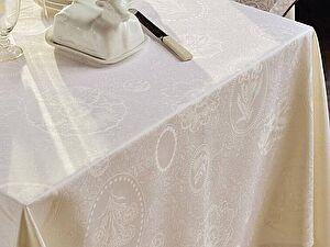 Купить скатерть Garnier-Thiebaut Mille Eclats овальная