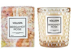 Свеча ароматическая Voluspa Бергамот и роза