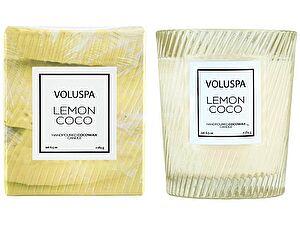 Свеча ароматическая Voluspa Лимон и кокос