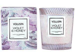 Свеча ароматическая Voluspa Фиалки и мед