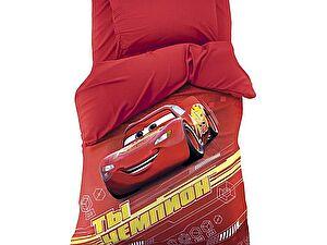 Купить постельное белье Этель Чемпион Тачки
