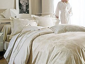 Купить постельное белье Blanc des Vosges Reseda Albatre