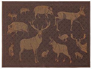 Купить полотенце Leitner Artemis медное 50х70 см