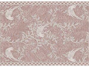 Купить полотенце Leitner Vogel розовое 50х70 см