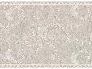Купить полотенце Leitner Vogel серо-голубое 50х70 см