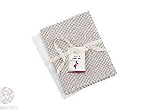 Купить полотенце Luxberry Kitchen Line белый/льняной