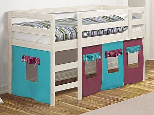 Купить кровать Боровичи-мебель Массив новая