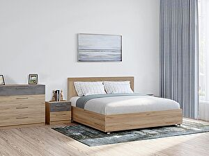 Купить кровать Боровичи-мебель Лофт Дрим