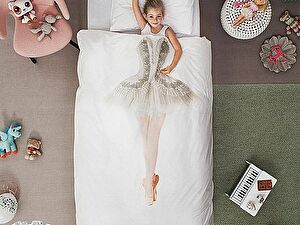 Купить постельное белье Snurk Балерина