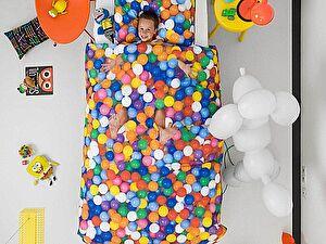 Купить комплект Snurk Бассейн с шариками