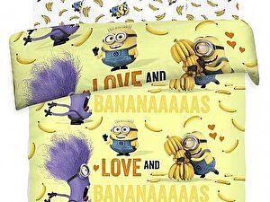 Постельное белье Бананас