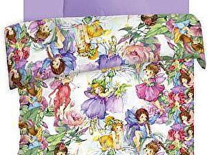 Постельное белье Цветочные феи