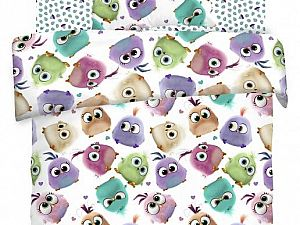 Постельное белье Angry Birds Птенцы