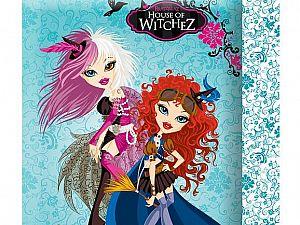 Купить комплект Mona Liza Disney Bratzillaz Witches Blue