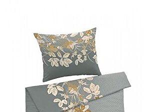 Купить постельное белье Fussenegger Листья винограда, Карола-Актив