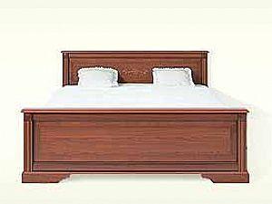 Кровать BRW Стилиус NLOZ-160 с основанием