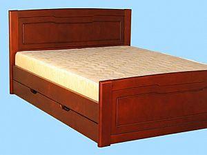 Кровать Альянс XXI век Ариэль 1 с ящиками