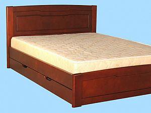 Кровать Альянс XXI век Ариэль 2 с ящиками