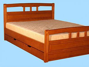 Кровать Альянс XXI век Флирт 1 с ящиками