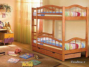 Двухярусная кровать Тандем 1 Альянс XXI век