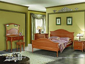 Кровать Фокин Флоренция 2