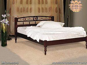 Кровать Фокин Мальва 1