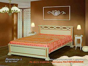 Кровать Фокин Неаполь 1