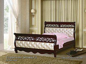 Кровать Фокин Сорренто 2 кожа