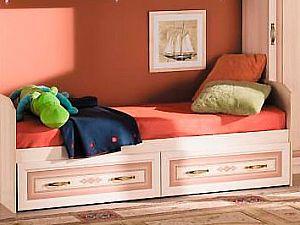 Кровать Любимый дом Аврора, ЛД 504.150 односпальная (80)
