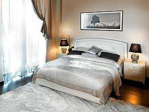 Кровать Аскона Grace с подъемным механизмом + матрас Balance Forma