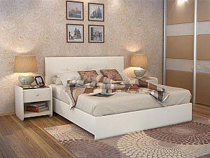 Кровать Аскона Isabella