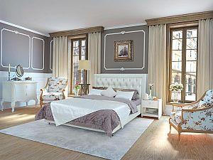 Кровать Аскона Simona, 3 категория