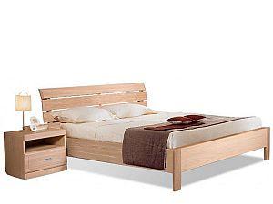 Кровать Бобруйскмебель Валенсия с заглушкой спинка-решетка,  БМ-1601