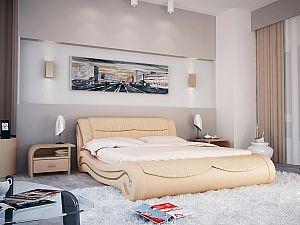 Кровать Гармония Olivia (Mango)