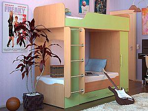 Кровать двухъярусная Гармония Дуэт 2