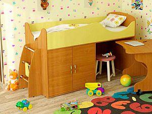 Кровать-чердак Гармония Карлсон Микро-202