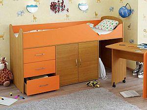 Кровать-чердак Гармония Карлсон Мини-5