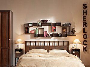 Кровать Глазов Sherlock Люкс