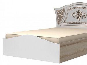 Кровать Ижмебель Династия, мод. 19 (140)